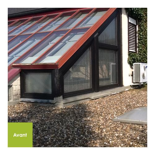 avant toit terrasse simple membrane caoutchouc toiture etancheite terrasse beton avant. Black Bedroom Furniture Sets. Home Design Ideas
